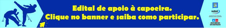 banner capoeira