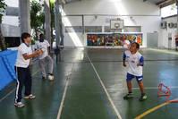 Ainda há vagas para futebol de 7 e bocha no Projeto Habilitação Esportiva Inclusiva