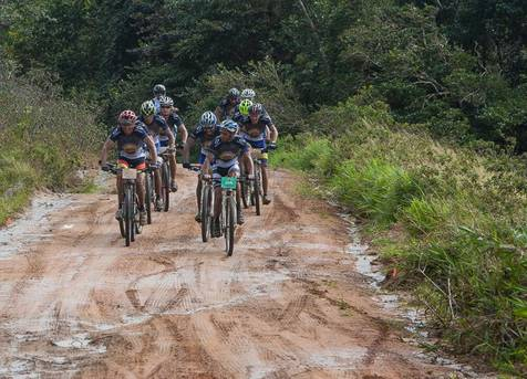 Suba 100k de Mountain Bike