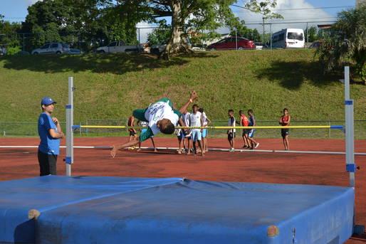 Estudantes baianos disputam vagas para etapa nacional dos Jogos Escolares da Juventude