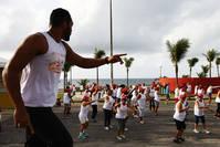 Projeto Sudesb no Verão de Salvador atrai grande público ao Parque Costa Azul
