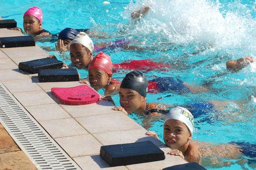 Sudesb abre matrículas para aulas de natação na Bonocô