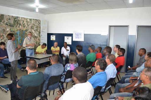 Sudesb promove primeira reunião técnica preparatória da Copa Metropolitana 2017