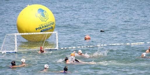 7º Circuito Open de Polo Aquático será realizado na Praia do Forte neste final de semana