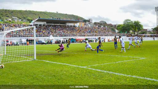 Sudesb prepara estádios para o Campeonato Baiano 2018